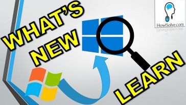 Windows 10 Features, Tutorial, Tips, Tricks & for a Windows 7 Veteran