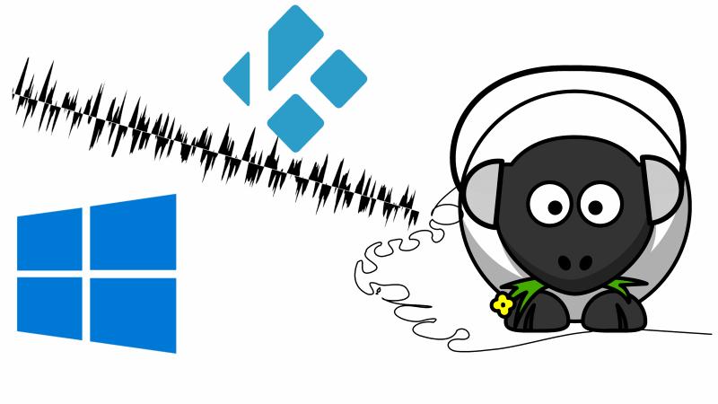 Kodi Audio Issue