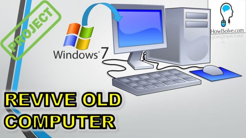 What to do with old laptop computer