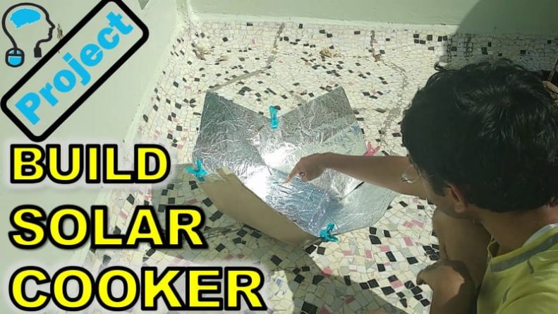 Build Solar Cooker